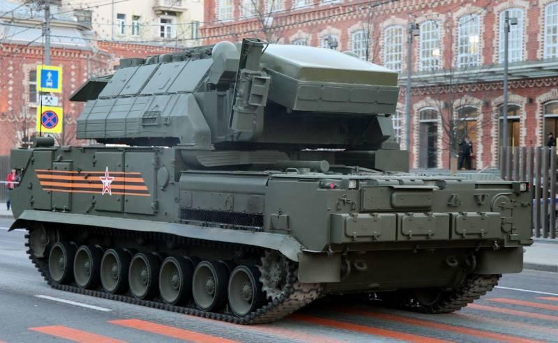 Почему в НАТО должны бояться российского ЗРК «Тор»