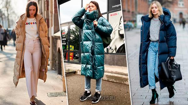 Главный тренд зимы — объемный пуховик: 6 идей, с чем носить