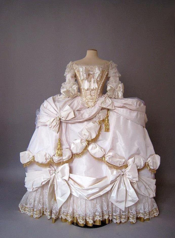 Платья марии антуанетты