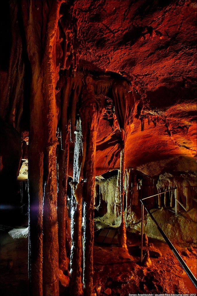 Уникальная пещера на Ай-Петри в Крыму