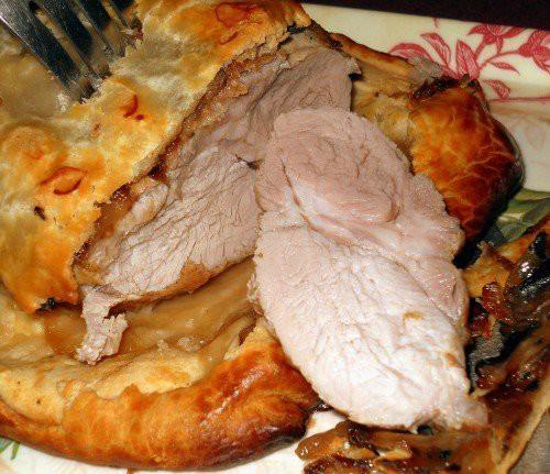 3.Запеченное мясо в тесте еда, кулинария, кулинария вторые блюда, мужская кулинария, мясные блюда, мясо