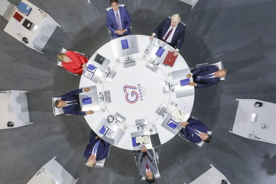 Без России никуда: G7 - поси…