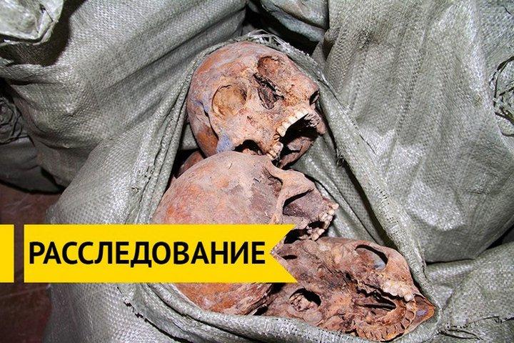 Полк погибших советских солдат хранится в сарае: кто виноват