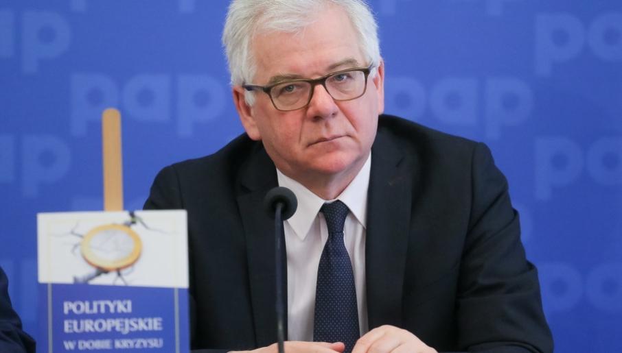 Поляки заиграли в прежнюю дуду: Россия — «агрессор», а санкции нужно сохранить