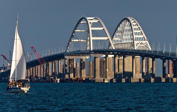 После запуска железнодорожной части моста в Крым будут ходить поезда из 11 городов России