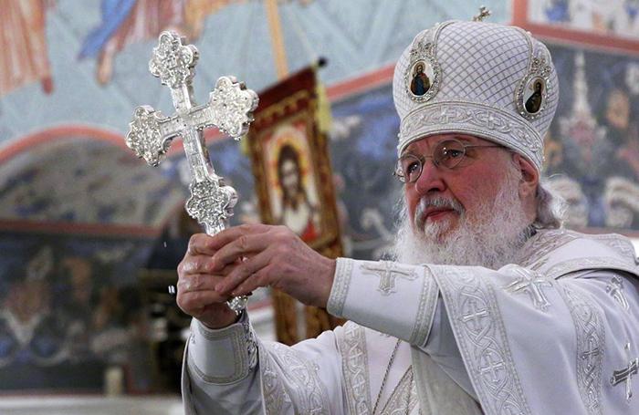 Признание патриарха Кирилла …