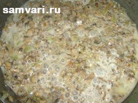 фарнмрованные грибы шампиньоны