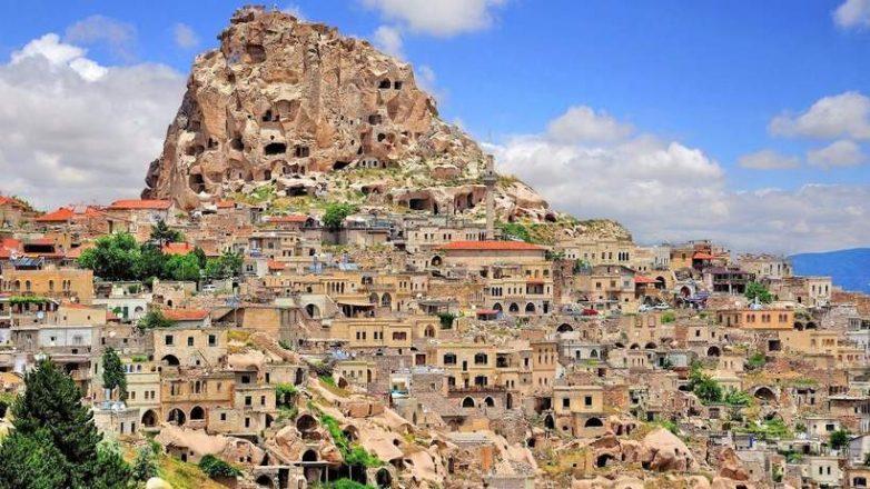 Тайны подземелья: древний подземный город Деринкую