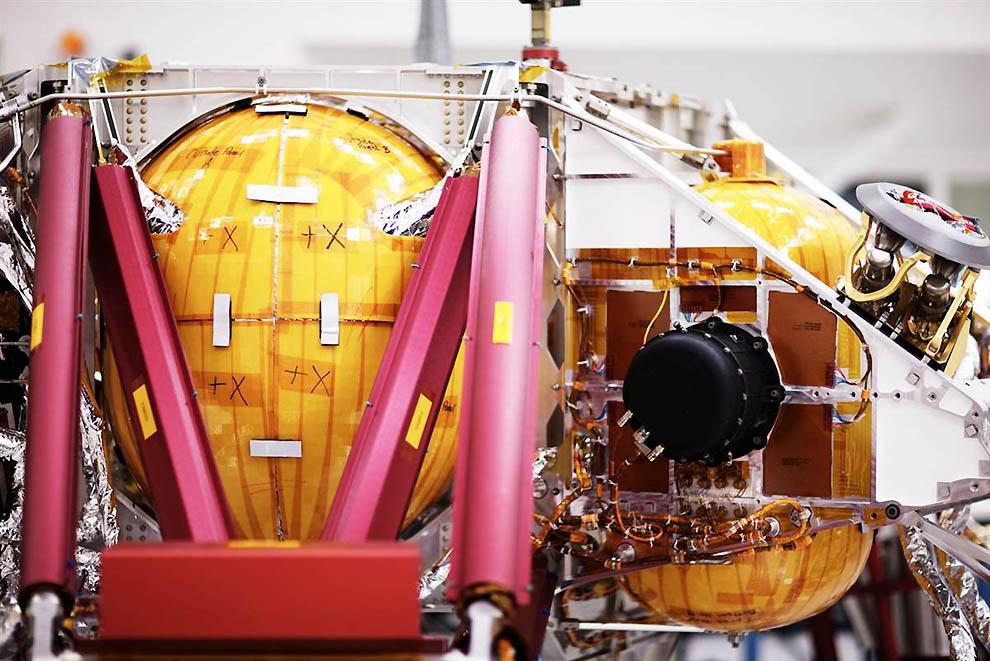 9182 Марсоход Curiosity отправился в полет