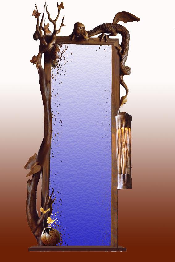 Фото рамок для зеркал из дерева своими руками