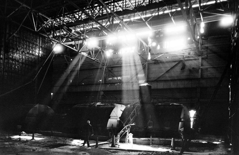 Что находится внутри саркофага в Чернобыле?