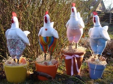 Для огорода своими рук,  Поделки... птички прилетели,  И ву-а ля. хвостика