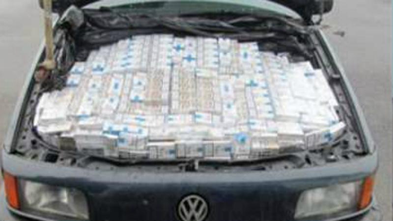 Тайники автомобильных контрабандистов