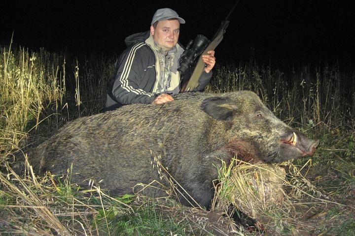 общество охотников и рыболовов смоленской области