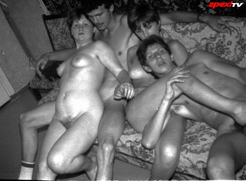 Советское любительское порно фото
