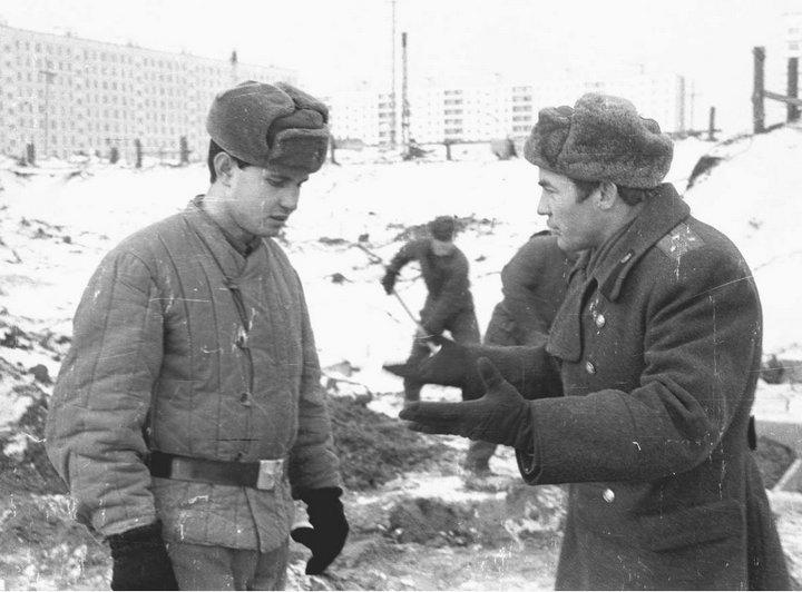 Как служилось в советском стройбате
