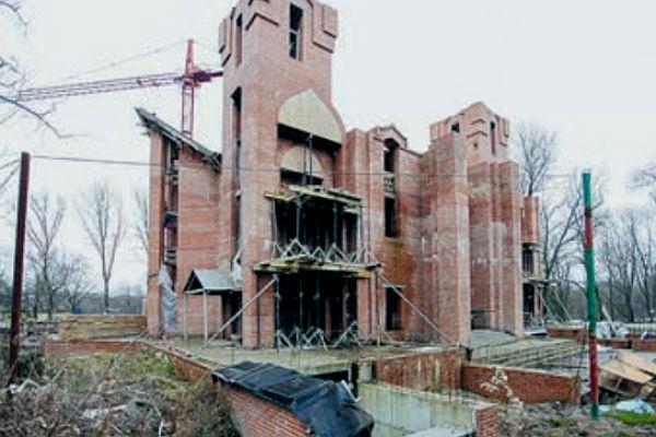 В Калининграде недостроенную мечеть перенесут на другое место