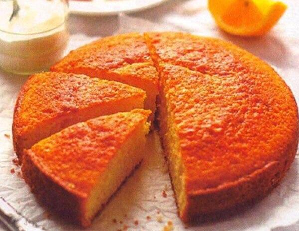 Узнала об этом пироге в Израиле: Тесть рассказал про Цитрусовый пирог