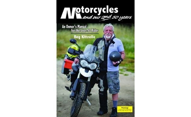 Редж Киттрелл: «Мотоциклы и наши вторые 50 лет»