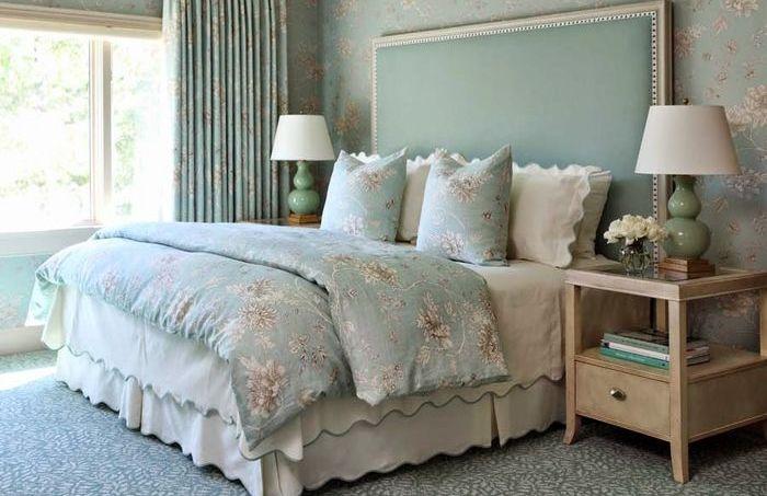 Идеальный цвет для спальни: 7 гармоничных вариантов