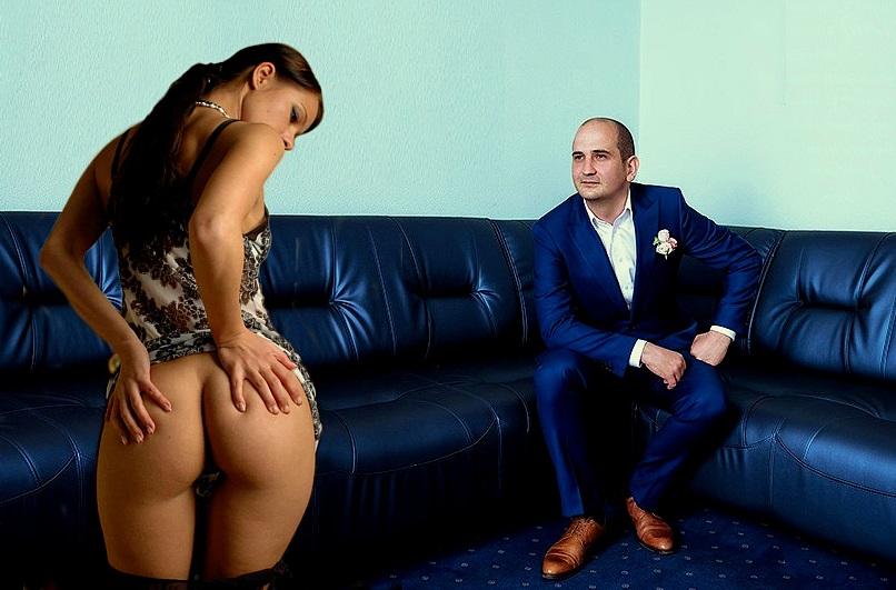 что делать если муж ходит к проституткам