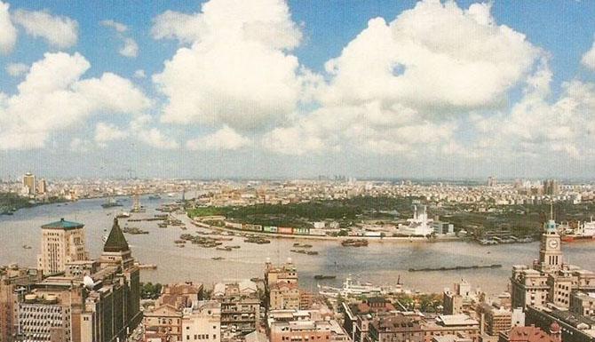 20 городов, изменившихся до неузнаваемости