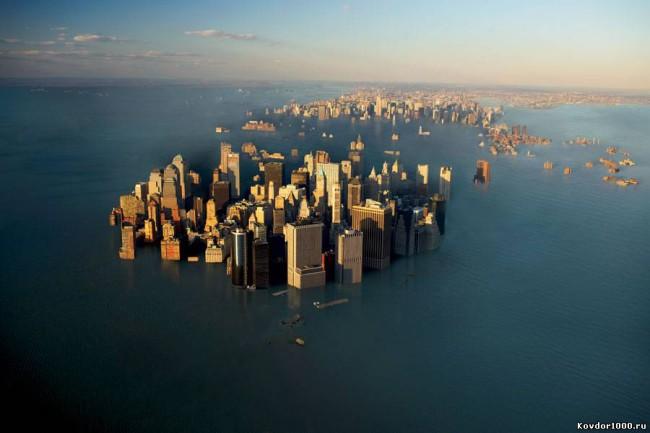 Скоро глобус планеты придётся кардинально менять