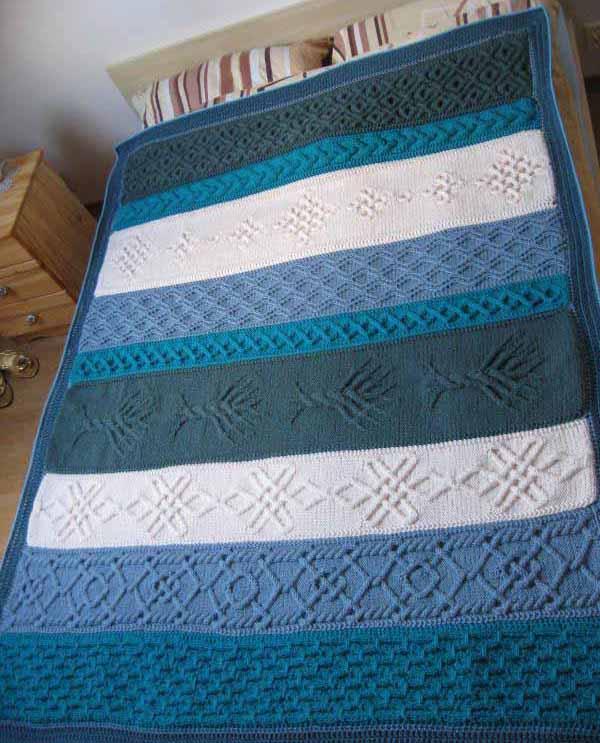 Вязание для дома: идеи, схемы