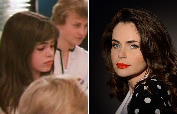 Актеры фильма «Гостья из будущего» спустя 35 лет