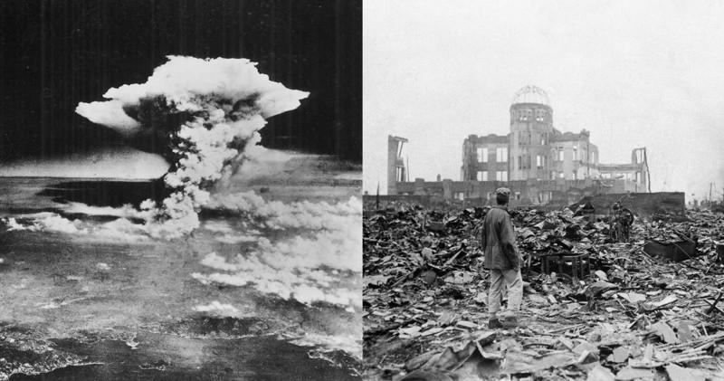 15 мировых событий, уничтоживших целые города город, интересное, история, люди, мир, разрушение, событие, фото