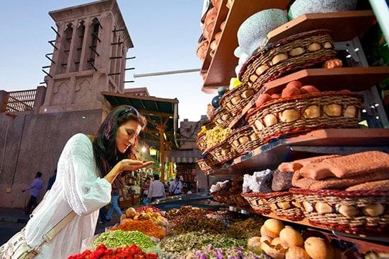 Шоппинг в Дубае: главные базары и рынки
