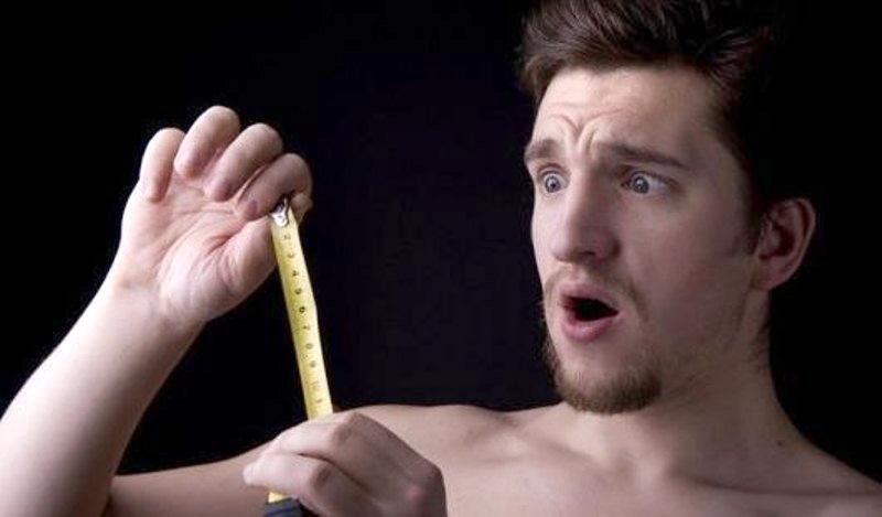 Ученые вычислили размер самого идеального пениса