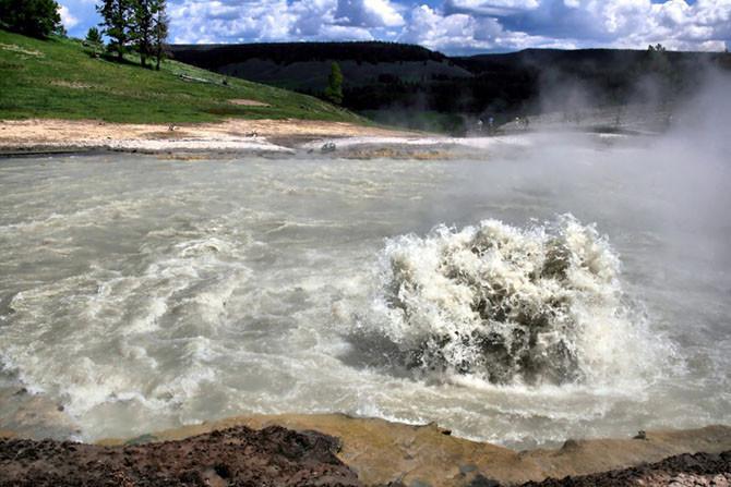 Смертельно опасные водоемы