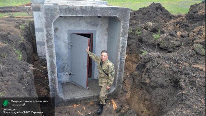 Пограничные укрепления помогут ВСУ получить премию Дарвина