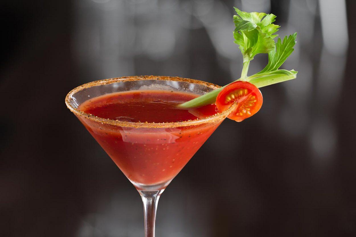 Как появился коктейль «Крова…