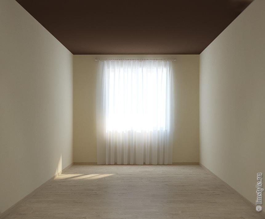 Фото темный потолок