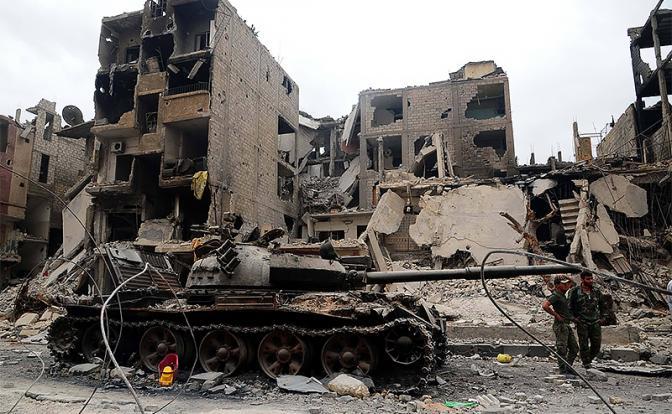 Американцы обошли Кремль в победе над ИГИЛ*