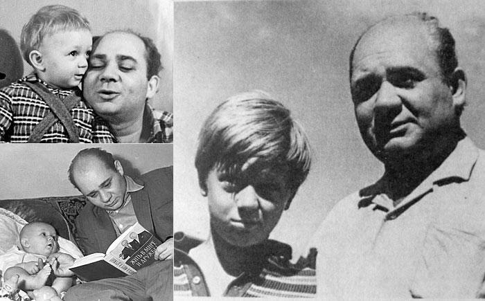Евгений Леонов: письмо к сыну, 1974 год