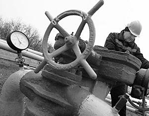 Астана отказала Киеву в газе