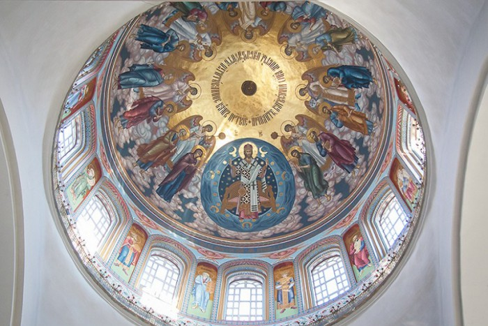 Благовещенский кафедральный собор в г воронеже
