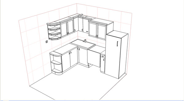 Кухонная мебель своими руками от Сергея Михайлова