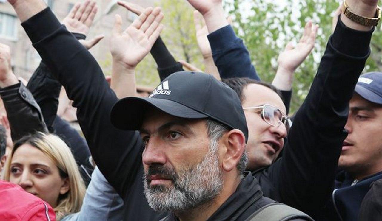 Что происходит в Армении на …