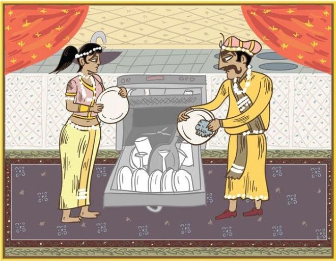 Камасутра для тех, кто в браке