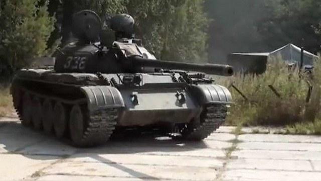 Пусть не забывают: Русский «танкист» лишил покоя мирных латышей!