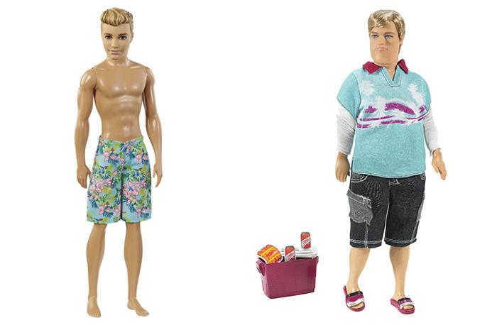 Meet  Realistic Barbie's Boyfriend – Dad Bod Ken