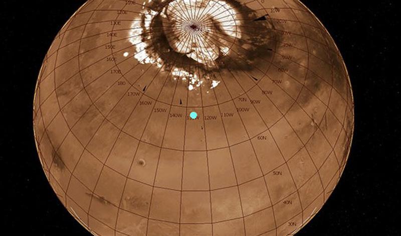 Удивительные факты о Красной планете