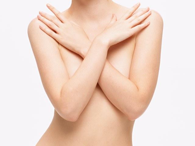 Какой размер груди нравится мужчинам?
