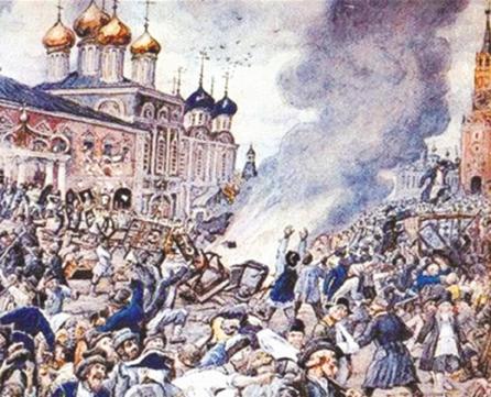 Как на Руси боролись с эпидемиями