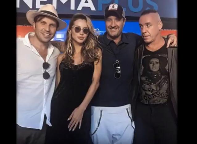 Солист Rammstein забрал Светлану Лободу из больницы в Москве