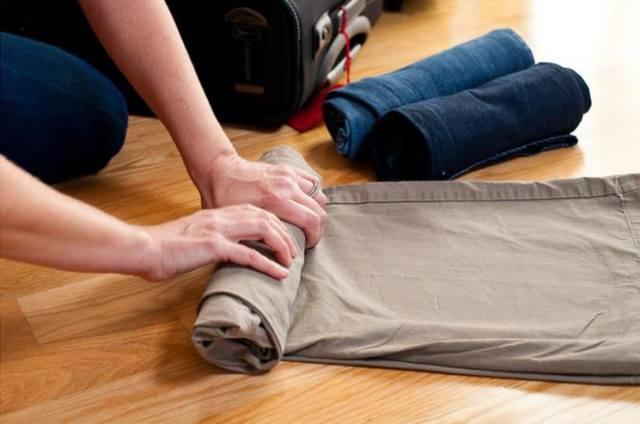 Чтобы одежда не помялась